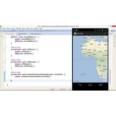 Building Mobile Apps with Google Maps Android API